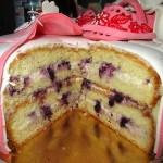 Розрізи тортів
