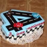 Торт для мальчика 4 года своими руками